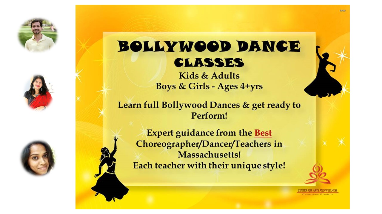 Bollywood Dance New